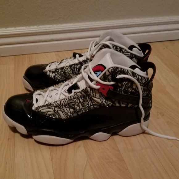 4f4096b14a4 Jordan Shoes | Air 6 Rings Six Rings Nelly Laser | Poshmark